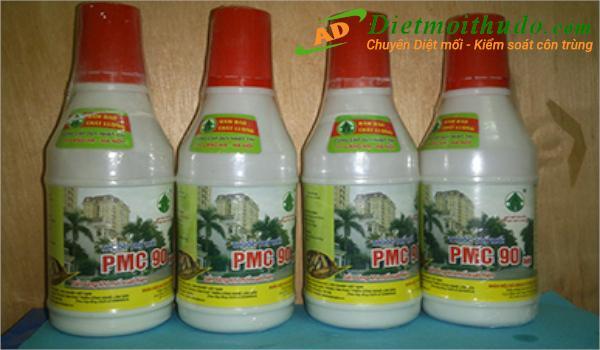 Thuốc diệt mối PMC 90 nhanh chóng loại trừ, tiêu diệt mối, bảo vệ thành quả người lao động.